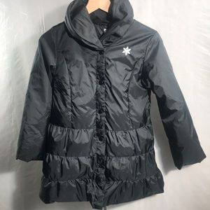 Gymboree girls winter puffer jacket